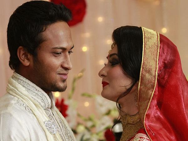 2012 में बंधी शादी की डोर