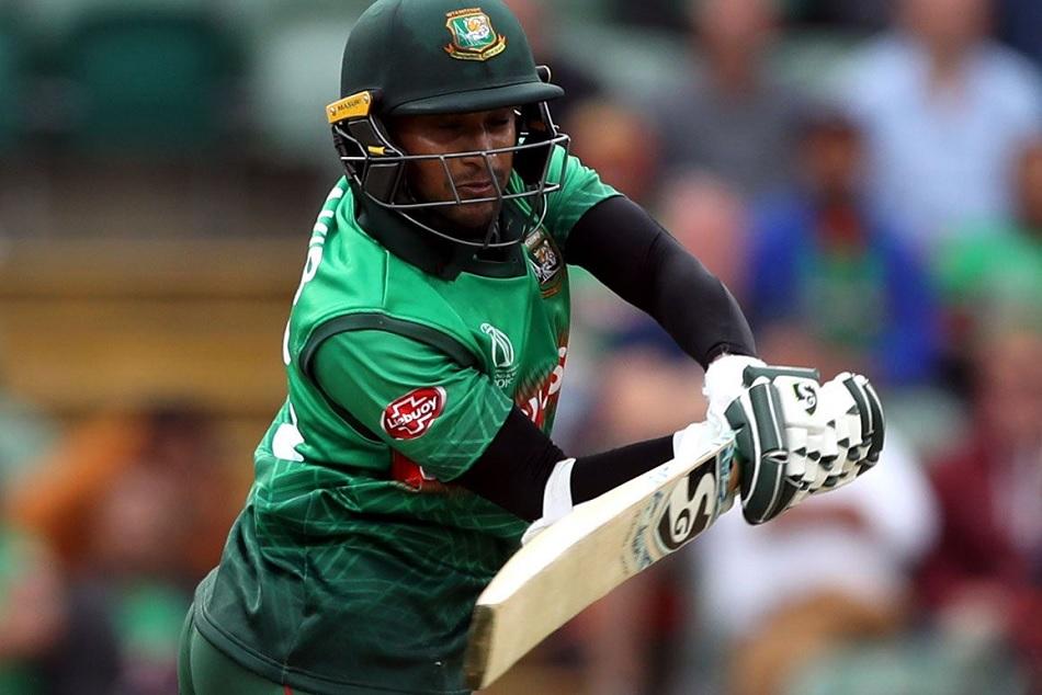 Shakib Al Hasan Break Sachin Tendulkar Record In Icc World Cup