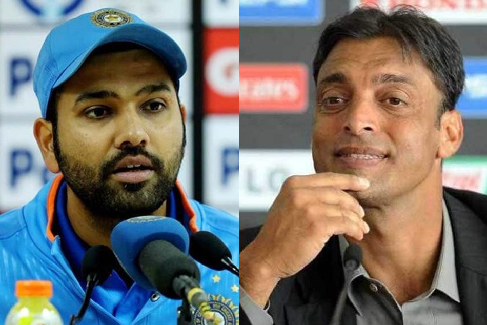 Shoaib Akhtar backed Virat Kohli and doesn't want Rohit Sharma to replace him
