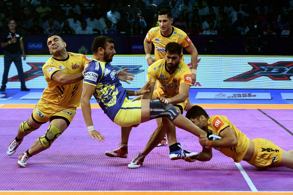 Pro kabaddi league season-7: Telugu Titans host U Mumba in Season 7 curtain-raiser