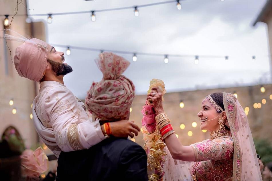 अनुष्का शर्मा ने बताया क्यों उन्होंने विराट कोहली से जल्दी कर ली शादी