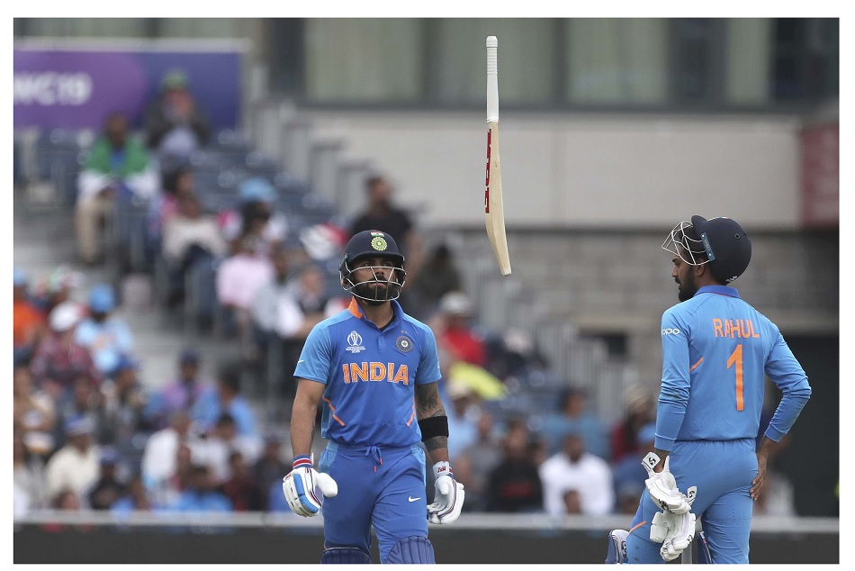 INDvsNZ: This stats of Virat Kohli in knock out matches can surprise you