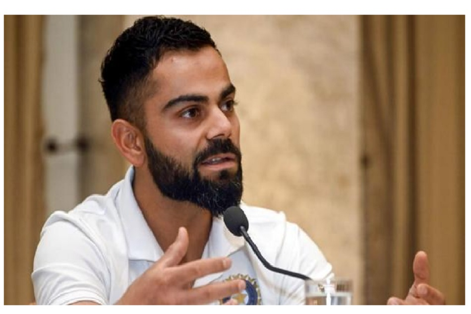 Virat Kohli said no one has communicated him for any kind of rest for Windies Tour