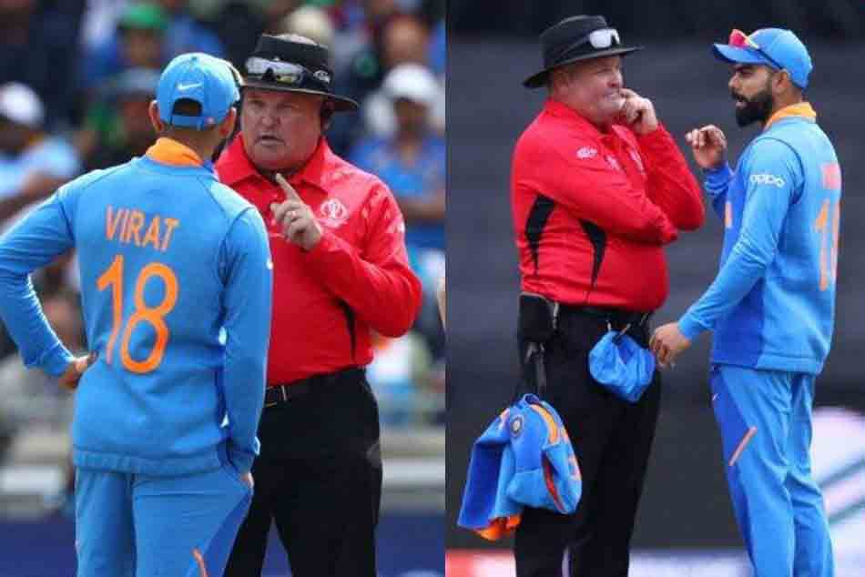 Icc World Cup 2019 Virat Kohli Can Be Ban Before Semi Final