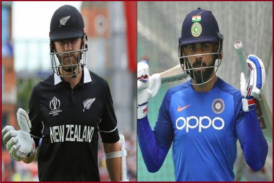 virat kohli on meeting Kane Williamson in another World Cup semi-final after 11 years