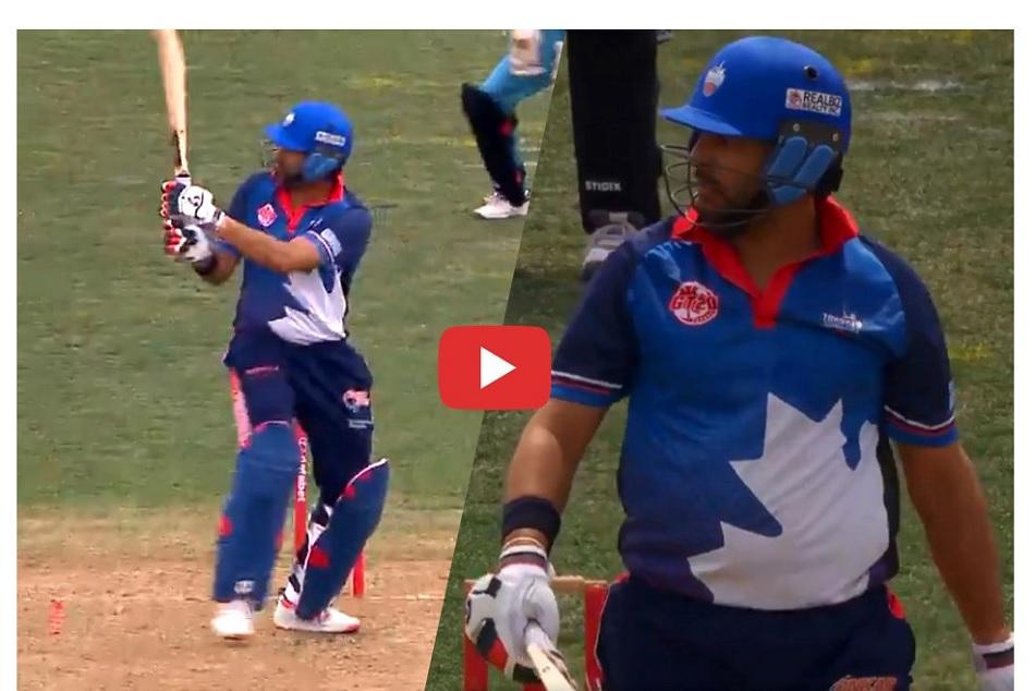 Global T20 Canada: Yuvraj Singh shines again vs the Winnipeg Hawks