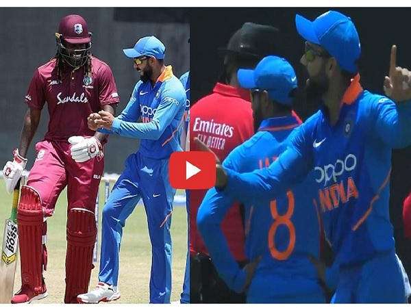 उमस के बीच कोहली की शानदार बल्लेबाजी