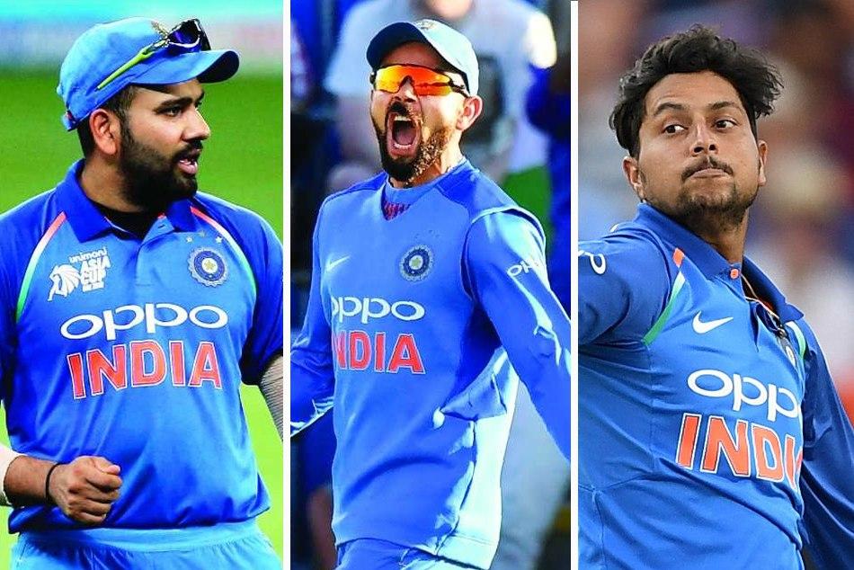 Virat Kohli-Rohit Sharma and Kuldeep Yadav On Verge Of Achieving This Feat Against West Indies
