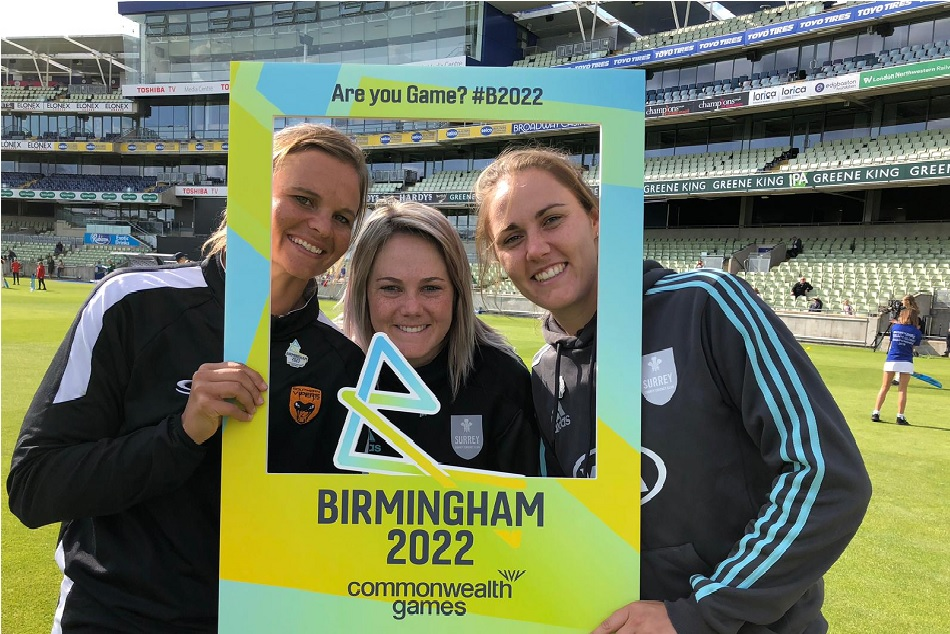 Cricket fraternity excited over inclusion of Womens T20 in 2022 Commonwealth Games
