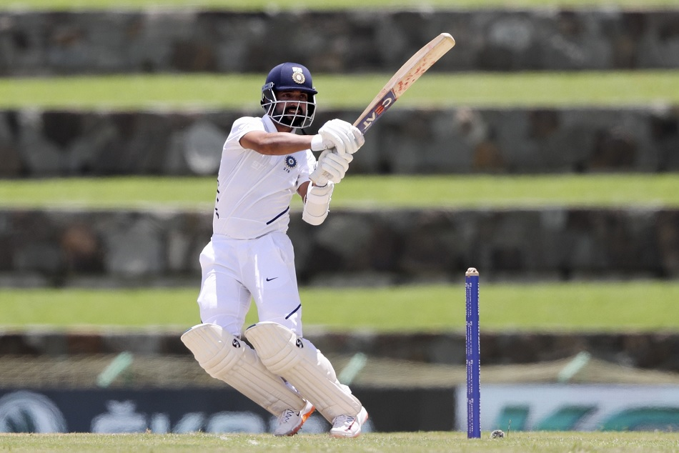 INDvsWI: Ajinkya Rahane not too concerned about missing out on a test hundred