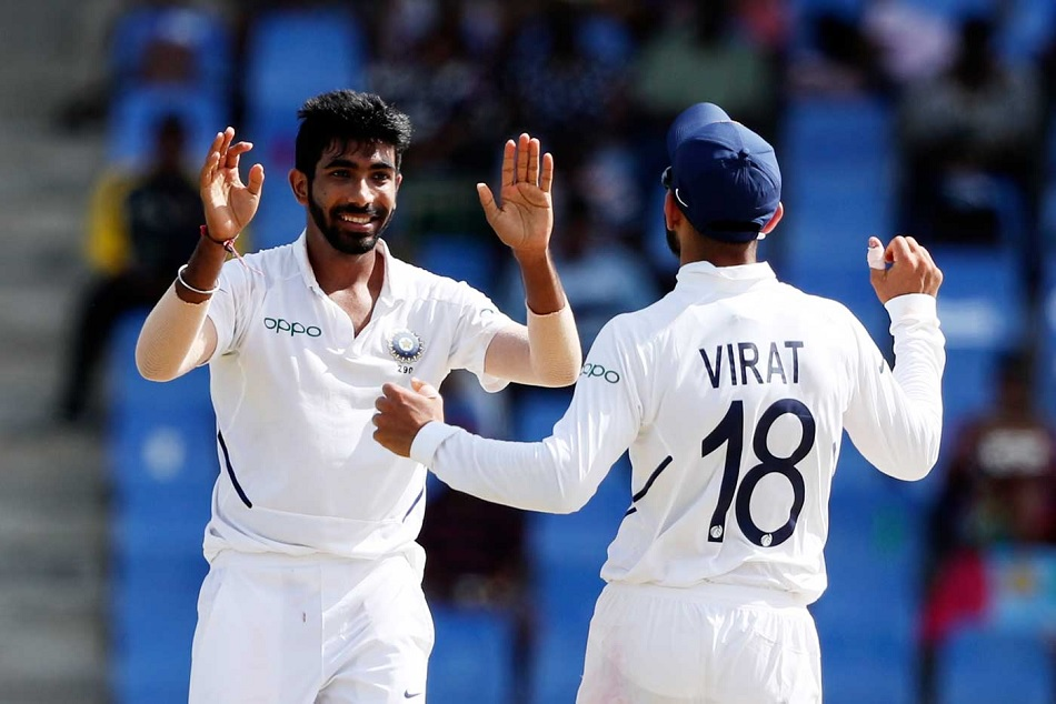 INDvsWI: Jasprit Bumrah took 50 Wickets in test and made this unique record