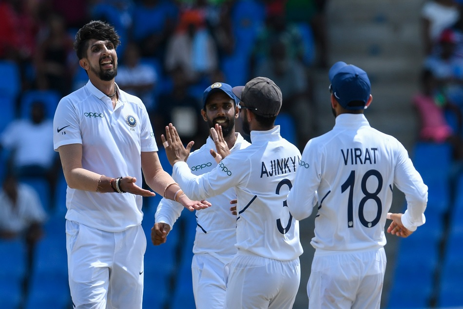 ishant sharma took another fifer in west indies, joins elite list with these indian bowlers