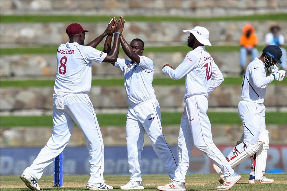 West Indies announced its squad for second test against India