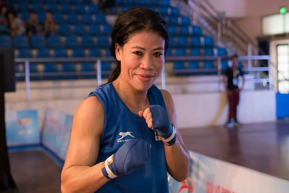 Mary Kom named Best Female Asian Athletes by Asian Sportswriters Union
