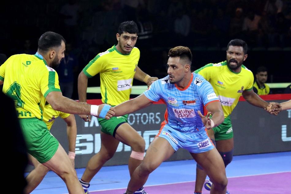 Pro Kabaddi League 2019: Match 64, Result: Bengal Warriors Vs Tamil Thalaivas