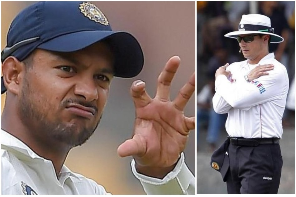 INDvsWI: umpire made big blunder against Mayank Agarwal, DRS shows it, WATCH