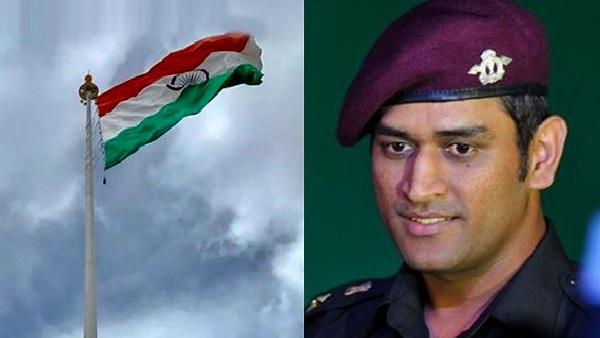 15 अगस्त को लद्दाख में झंडा फहराएंगे धोनी-