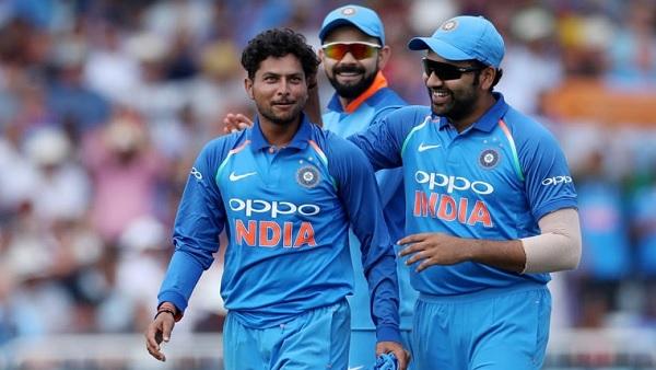 भारत के सबसे 'तेज' ODI बॉलर बनने की ओर कुलदीप