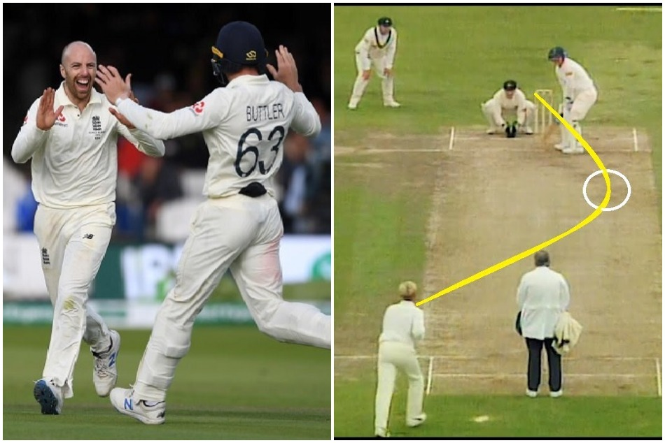 Ahesh 2019: When Jack Leach recalled Shane Warnes Ball of the Century, Watch
