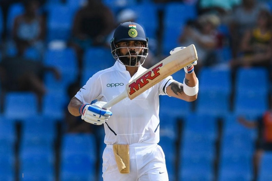 Virat Kohli wins hearts with kind gesture in 2nd test vs West Indies – Watch