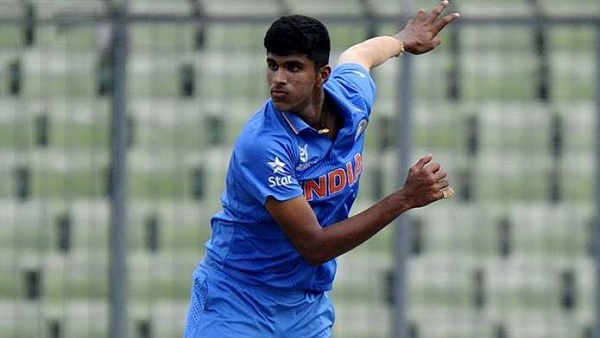 Washington Sundar joins Mashrafe Mortaza in a unique T20I record