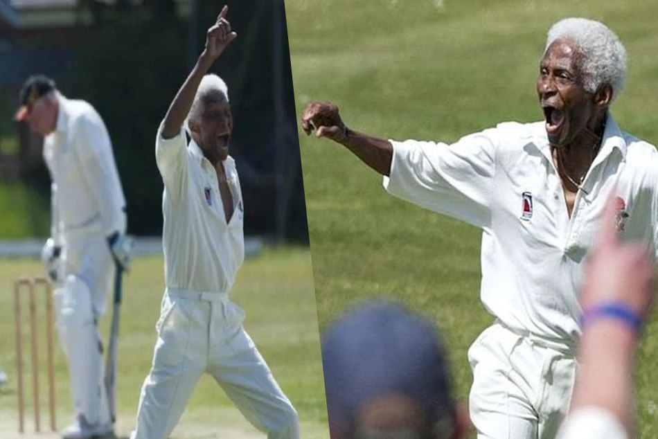 West Indies pacer Cecil Wright decide to retire from cricket at the age of 85