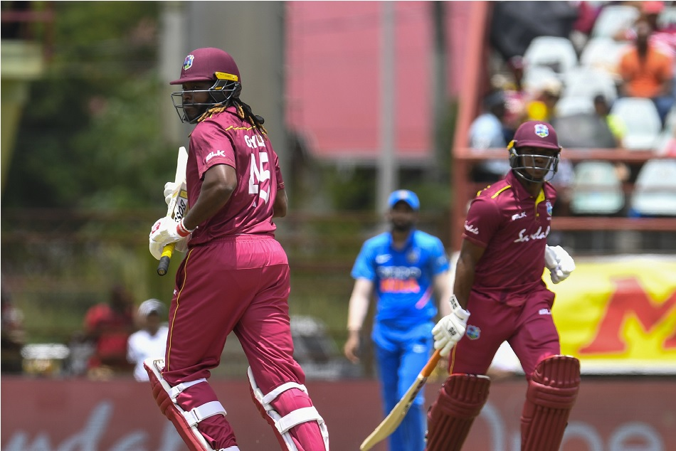INDvsWI: Chris Gayle becomes the highest ODI match player for West Indies