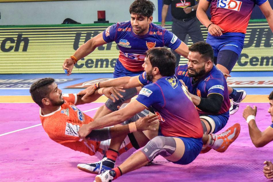 Pro Kabaddi League 2019: Match 56, Preview: Dabang Delhi Vs Bengaluru Bulls