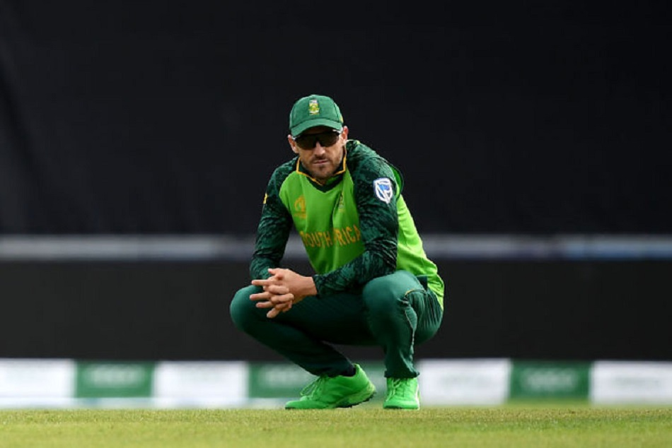 South Africa Team Announced For Tour To India Du Plessis Got A Big Shock