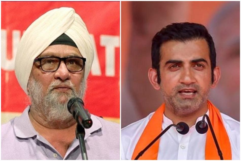 I have nothing against Navdeep Saini but wont stoop to conquer like Gautam Gambhir: Bishan Bedi