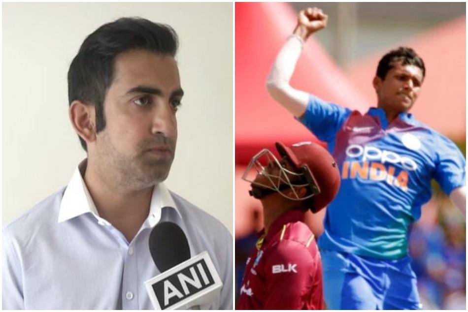 Gautam Gambhir slams Bishen Bedi and Chetan Chauhan after Navdeep Sainis dream debut