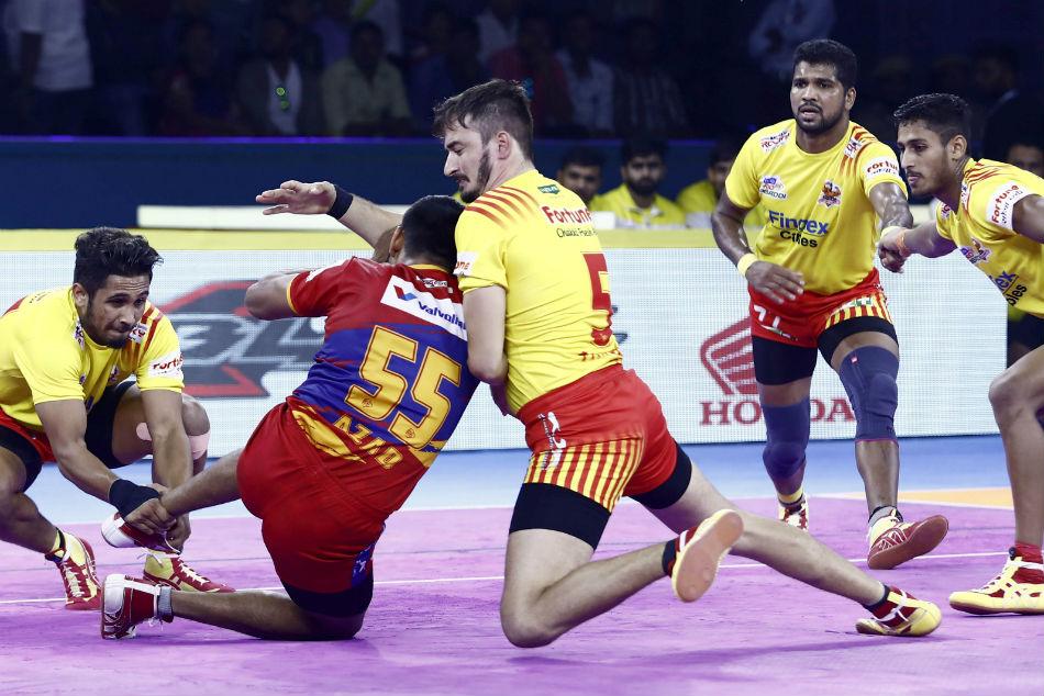 Pro Kabaddi League 2019: U Mumba Vs Gujarat FortuneGiants, Match 22, Preview