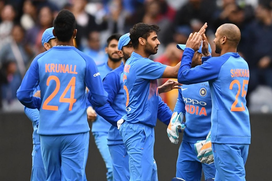 INDvsWI: India bowled out the opposition opening batsmen on duck for first time in T20i