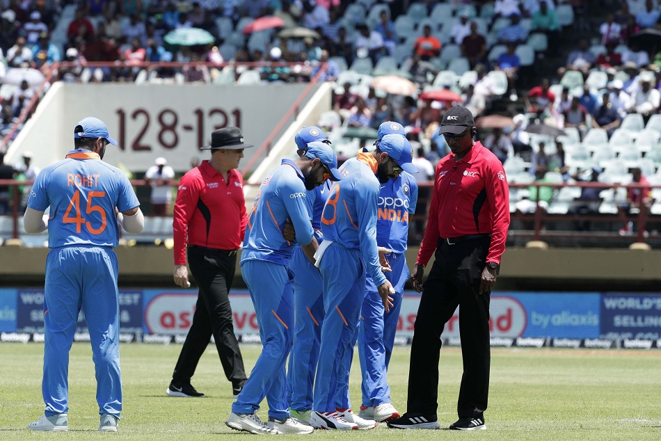 INDvsWI: India is all set to solve its search for solid number four ODI batsman