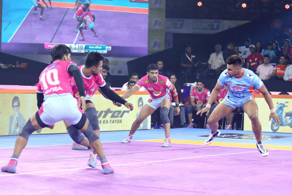 Pro Kabaddi League 2019: Match 44, Preview, Gujarat Fortunegiants Vs Jaipur Pink Panthers