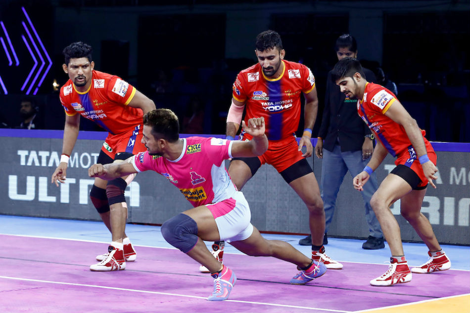 Pro Kabaddi League 2019: Match 57, Preview: Jaipur Pink Panthers Vs Telugu Titans