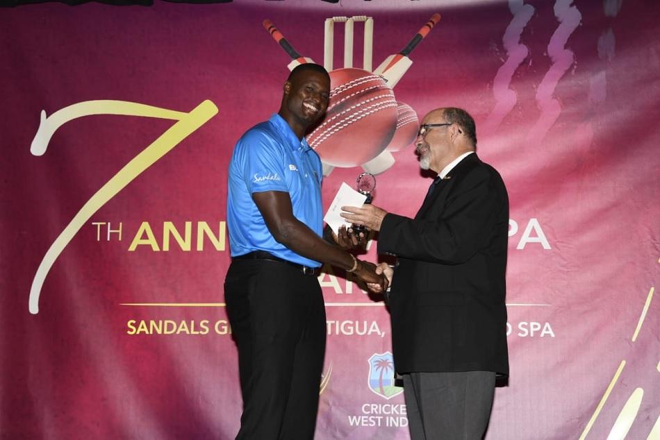 वेस्टइंडीज क्रिकेट ने घोषित किए सालाना अवार्ड, जेसन होल्डर के नाम हुई बड़ी उपलब्धि