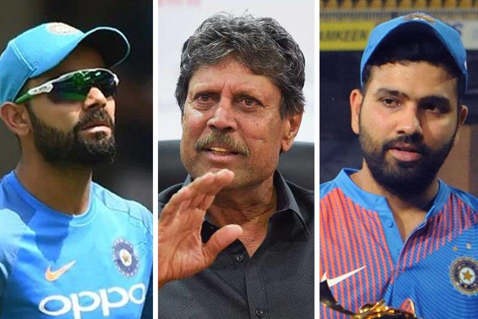 Kapil Dev reacts on the rift rumors between Virat Kohli and Rohit Sharma