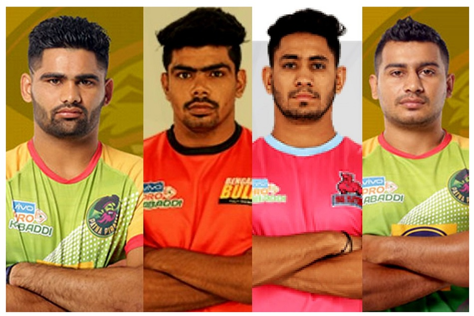 Pro Kabaddi 2019: After Gujarat leg finished, Here is the Most Raid Points, Most Tackle Points