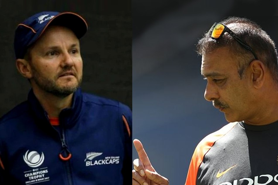 Mike Hesson congratulates Ravi Shastri on reappointed as Team Indias head coach