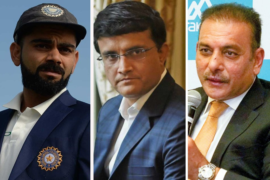 Sourav Ganguly backed Virat Kohlis view on Ravi Shastri and Team Indias coach