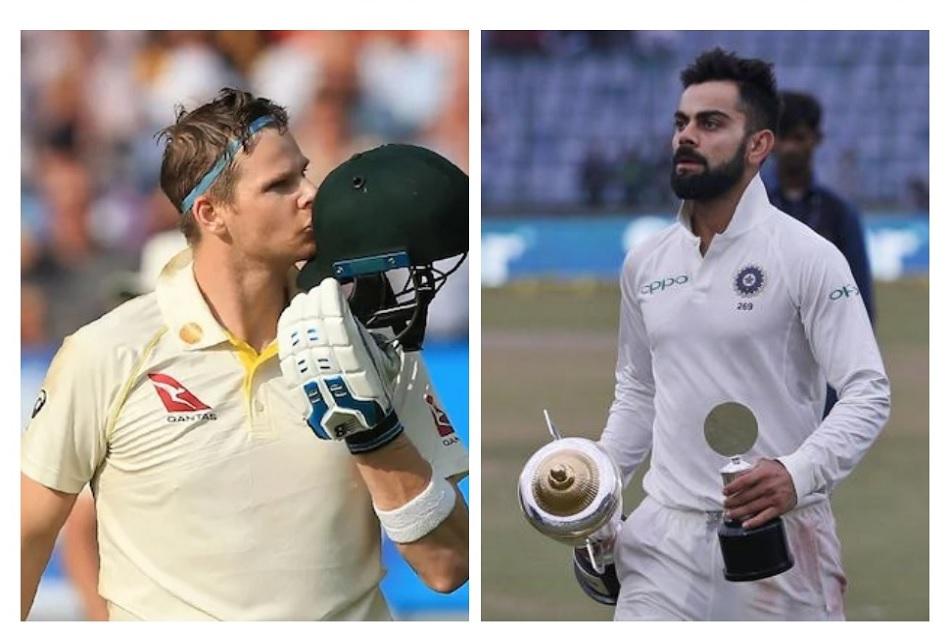 Ashes 2019: Steve Smith breaks Virat Kohlis record With 24th Test Century