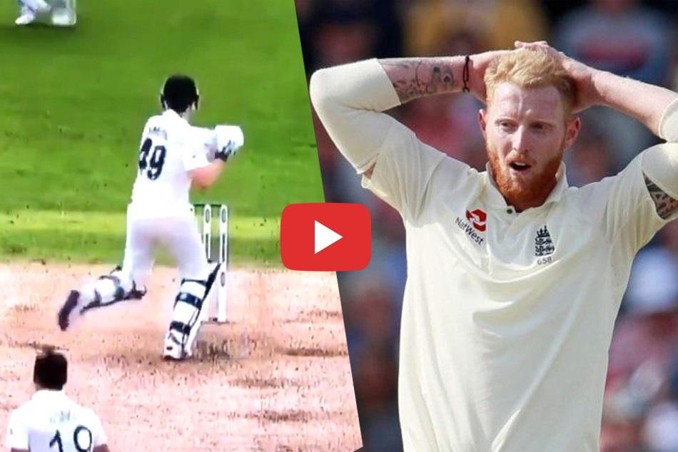 VIDEO : क्रीज पर उछल-उछलकर बल्लेबाजी करने लगे स्मिथ, गेंदबाज भी हुए परेशान