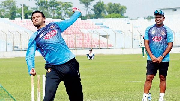 जोशी ने बांग्लादेश टीम के लिए किया कमाल