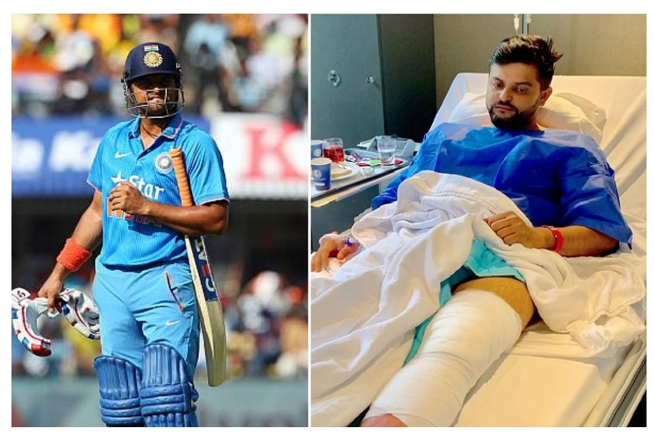 After knees surgery Suresh Raina posts an emotional message for fans
