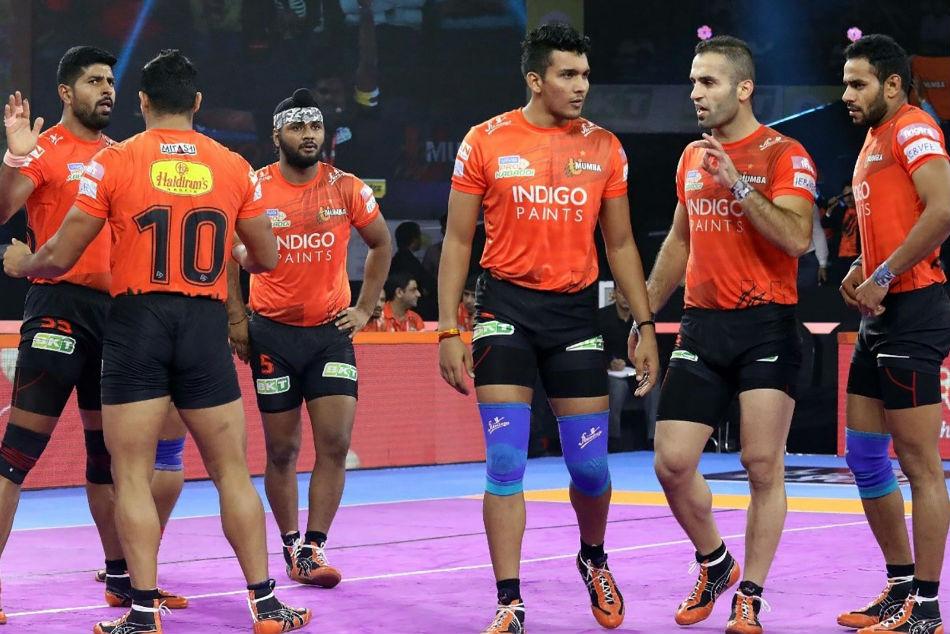 Pro Kabaddi League 2019: Preview: U Mumba vs Patna Pirates