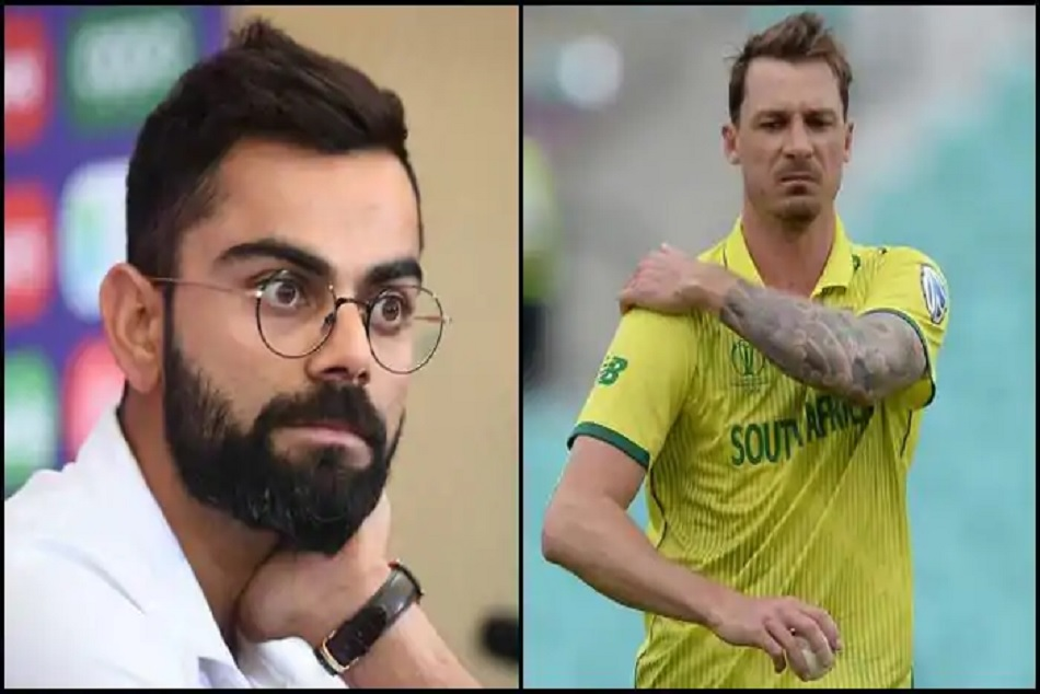 Dale Steyn Apologises To Virat Kohli After T20i Snub Takes A Jibe At Selectors