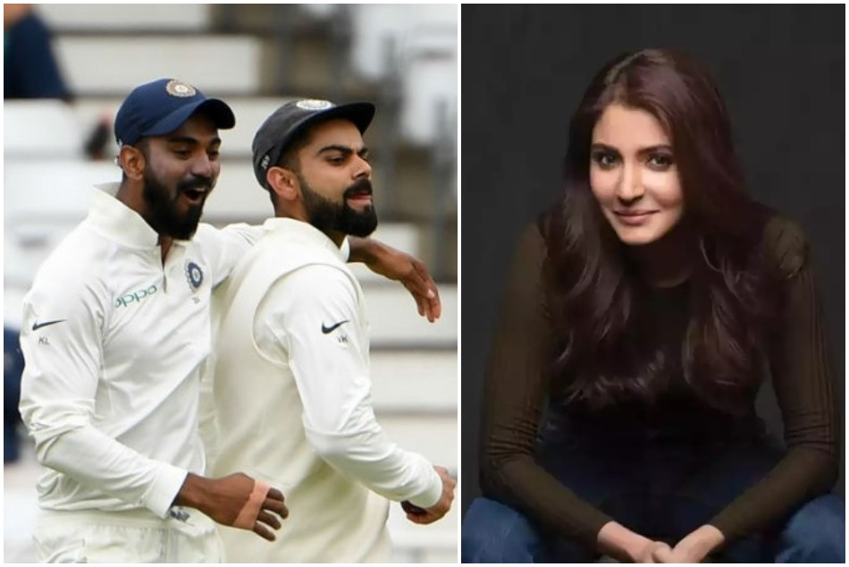 Lokesh Rahul is enjoying the sea with Virat, Anushka and some fellow cricketers