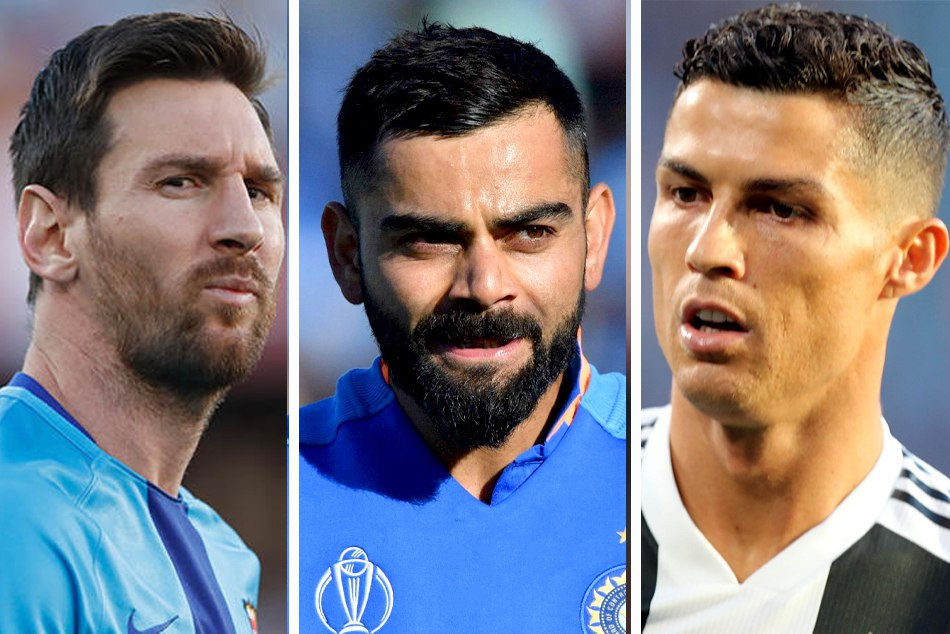 Messi or Ronaldo? Who is India captain Virat Kohlis favorite footballer?