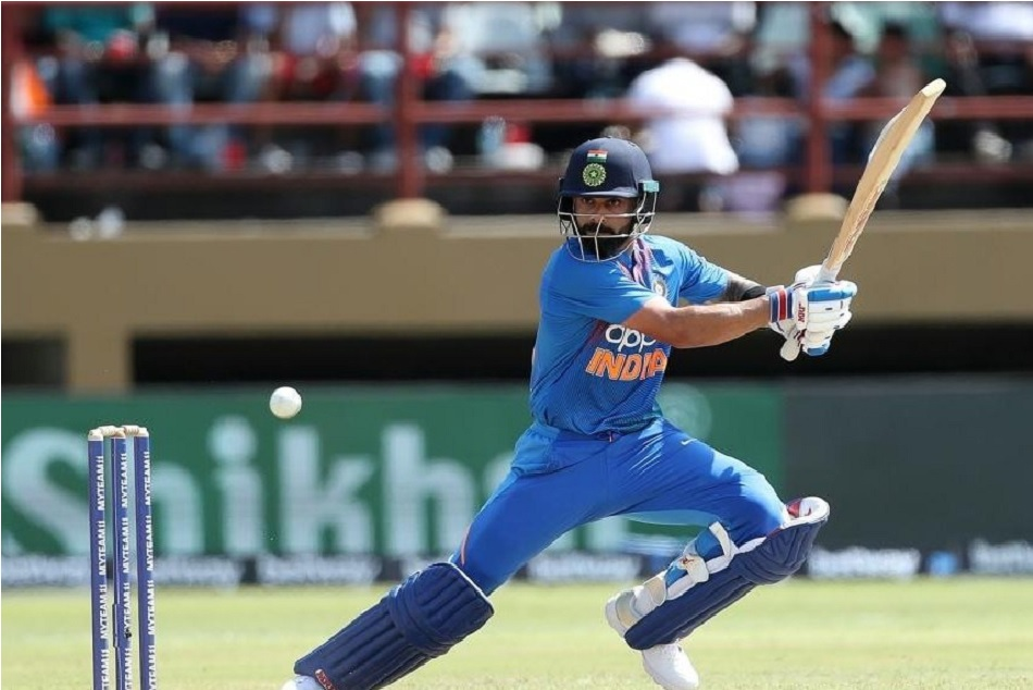 Virat Kohli is close to breaking four big records in ODI series against West Indies